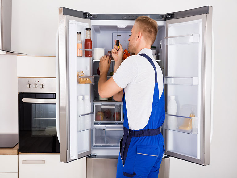Refrigerator Repair in Sacramento